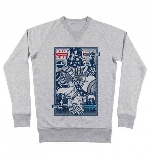 Sweatshirt Dark Vador vs Anakin