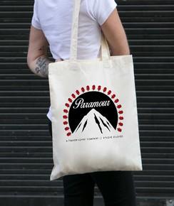 Tote Bag Paramour de la marque Smiling Paris