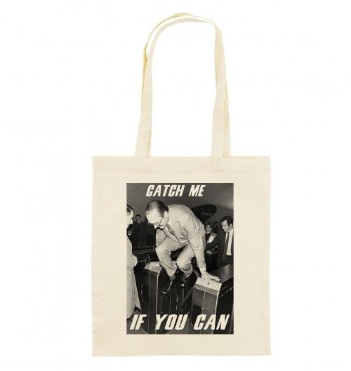 Tote Bag pour Femme Chirac Catch Me de couleur Crème