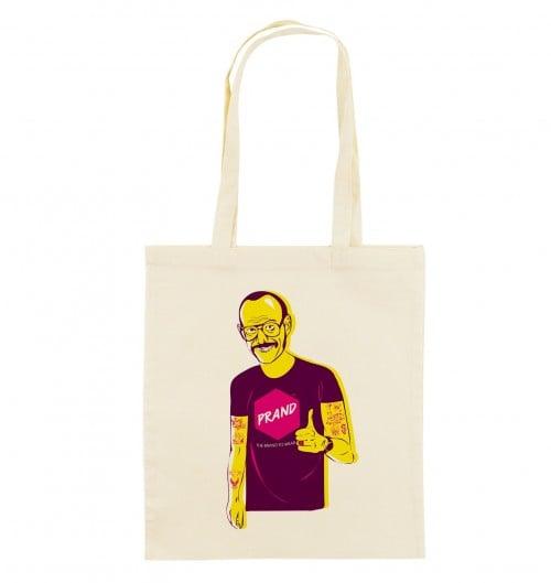 Tote Bag pour Femme Terry Richardson de couleur Crème
