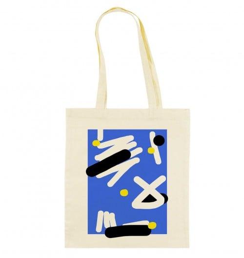 Tote Bag pour Femme Stratégie de couleur Crème