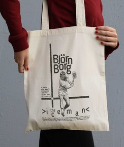 Tote Bag Björn Borg par Love Means Nothing
