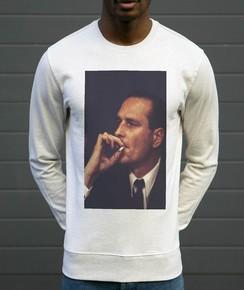 Sweat-shirt à col rond Chirac BG
