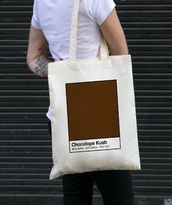 Tote Bag 100% coton Chocolope Kush