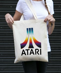 Tote Bag Atari Couleurs