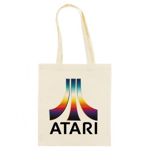 Tote Bag Atari Couleurs de couleur Crème