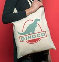 Tote Bag Dinoco Cars