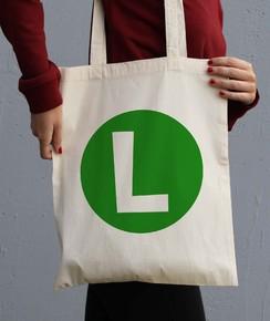 Tote Bag Luigi