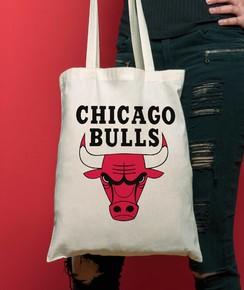 Tote Bag Chicago Bulls