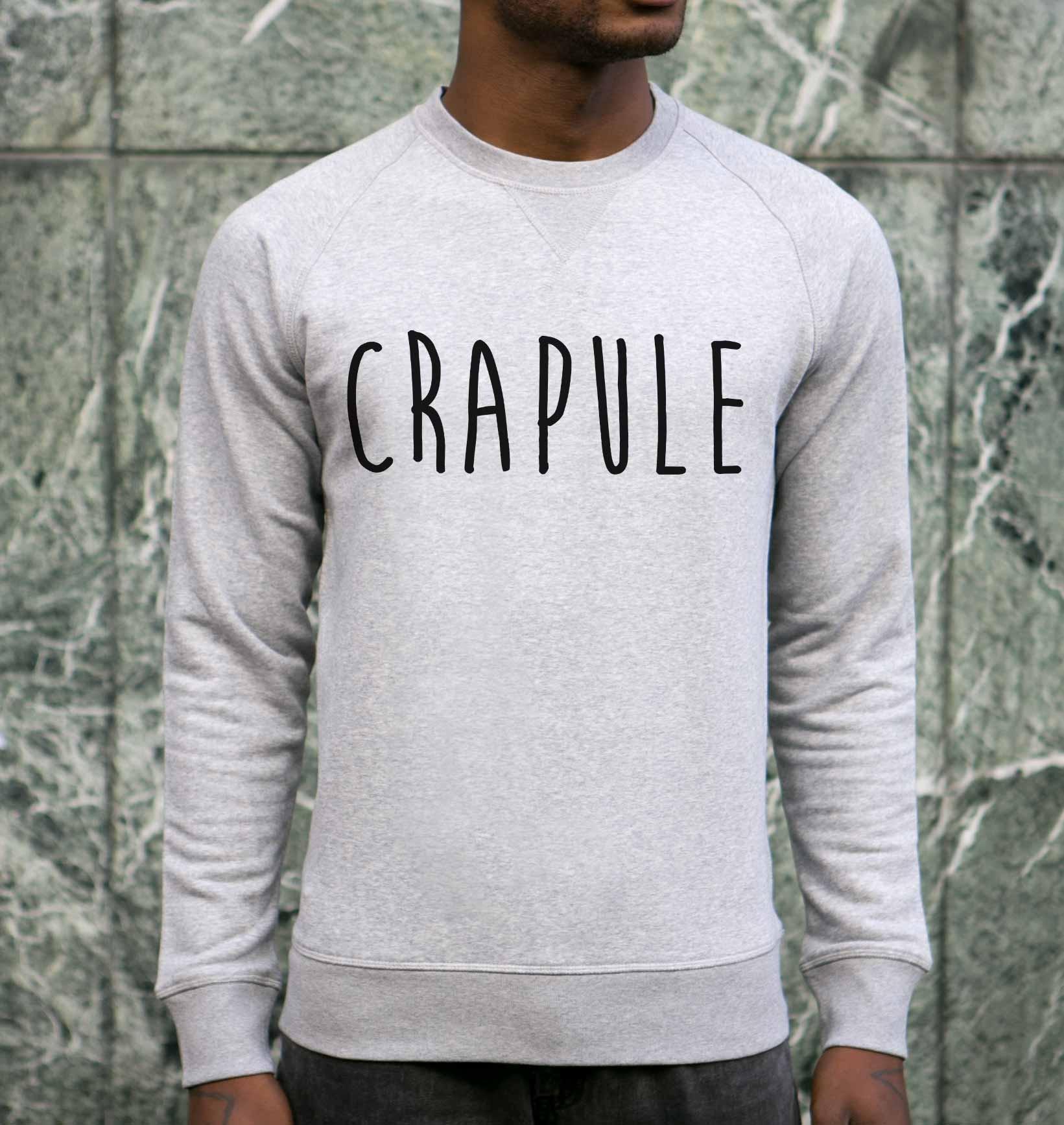 Sweatshirt Grafitee Sweatshirt Crapule Sweatshirt Grafitee Crapule Crapule Grafitee Sweatshirt Crapule z7BzqfA