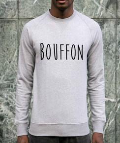 Sweat à col rond Bouffon