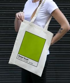Tote Bag Green Kush