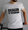 T-shirt 100% coton bio Dealer D'Opinion