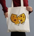 Tote Bag Wu-Tang Pizza