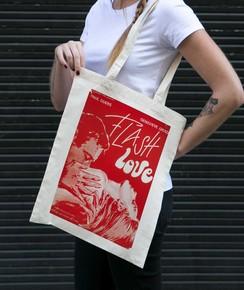 Tote Bag Flash Love