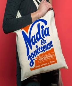 Tote Bag Nadia La Jouisseuse