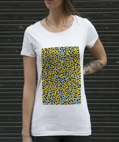 T-shirt à col rond Femme Fiesta