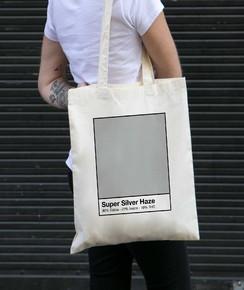 Tote Bag 100% coton bio certifié G.O.T.S. Super Silver Haze