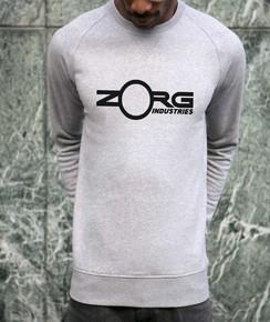 Sweat à col rond Zorg Industries