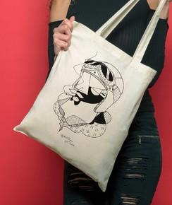 Tote Bag Dandy Rider par Coontak