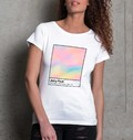 T-shirt 100% coton bio Femme Juicy Fruit