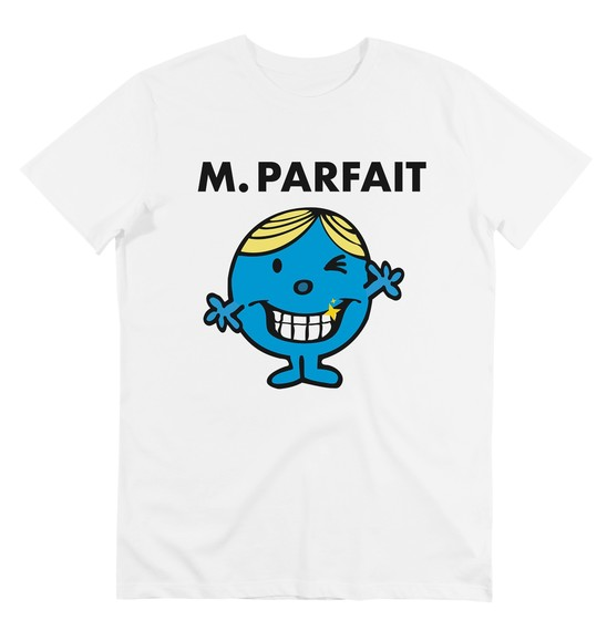 t shirt monsieur parfait tee shirt humour monsieur. Black Bedroom Furniture Sets. Home Design Ideas