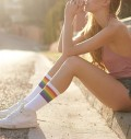 Chaussettes Rainbow Pride