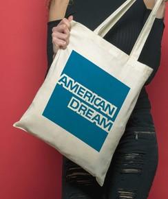 Tote Bag American Dream