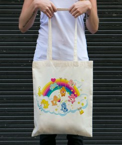 Tote Bag Bisounours
