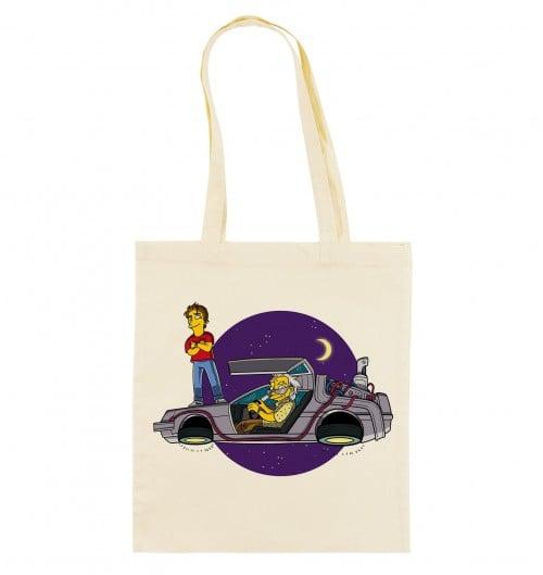 Tote Bag pour Femme Doc + Marty de couleur Crème