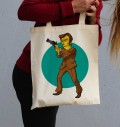 Tote Bag Inspecteur Harry par ADN