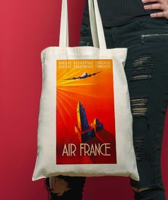 Tote Bag Afrique Occidentale