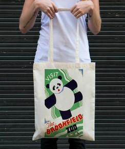 Tote Bag Panda Zoo De Brookfield