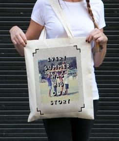 Tote Bag Every Summer de la marque Smiling Paris