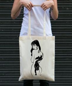 Tote Bag Betty par Coontak