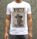 T-shirt à col rond Marty Eastwood