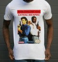 T-shirt à col rond Lethal Weapon