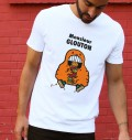 T-shirt 100% coton Monsieur Glouton