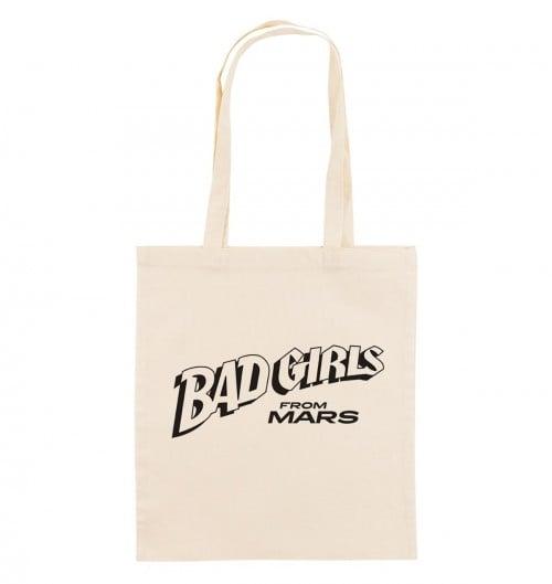 Tote Bag pour Femme Bad Girls From Mars de couleur Crème