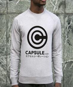 Sweat à col rond Capsule Corp
