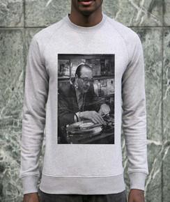 Sweat à col rond Chirac DJ