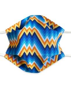 Masque Azteca - 3 plis - Taille unique