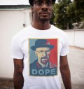 T-shirt à col rond Walter White Dope