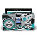Boombox Golden Green de couleur Vert